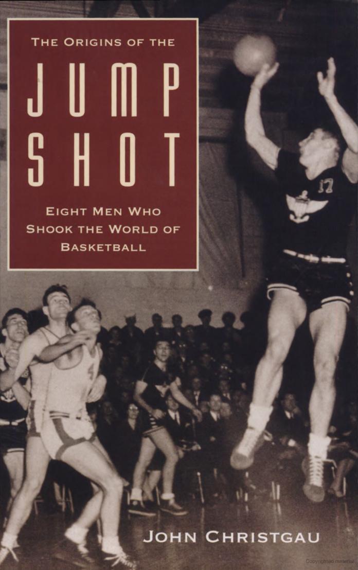 the-origins-of-the-jump-shot-book-cover-john-christgau